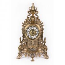Часы из бронзы 7141