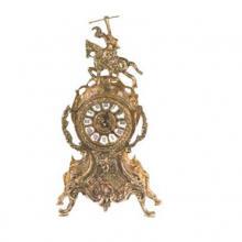 Часы из бронзы 7102