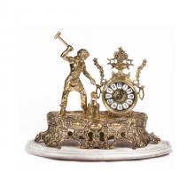 Часы из бронзы 7115