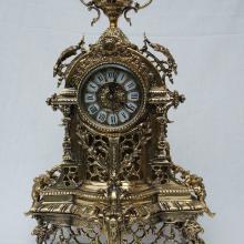 Часы из бронзы 7147