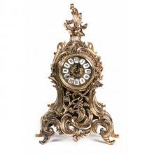 Часы из бронзы 7195