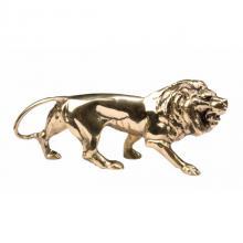 Фигурка рычащего льва 8145Р