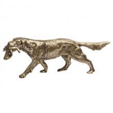 Фигурка охотничьей собаки 8439