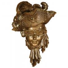 Венецианская маска МК 6037