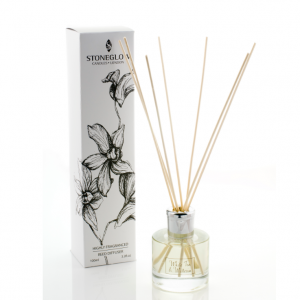 Диффузор из серии Белая Орхидея. Белый чай и глициния.