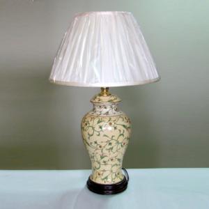 Фарфоровая лампа  ТА 0192