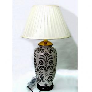 Фарфоровая лампа  ТА 085