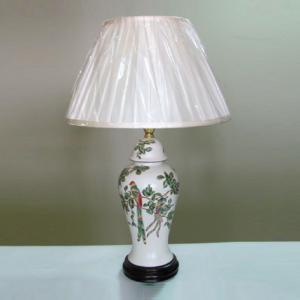 Фарфоровая лампа  ТА 087