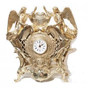Часы из бронзы 70006