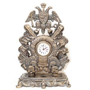 Часы из бронзы 70009