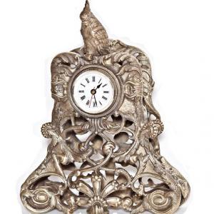 Часы из бронзы 71011