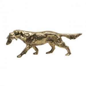 Фигурка охотничьей собаки 8139