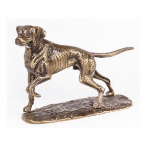 Фигурка собаки 8435