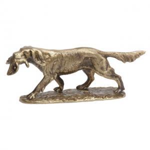 Фигурка охотничьей собаки 8475
