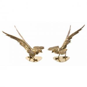 Фигурки птиц (комплект из двух штук) 9102