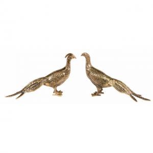Фигурка птицы ( пара) 9103