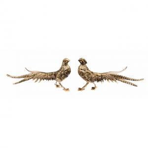 Фигурки птиц (комплект из двух штук) 9104