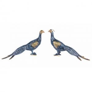 Фигурки птиц (комплект из двух штук) 94.1292