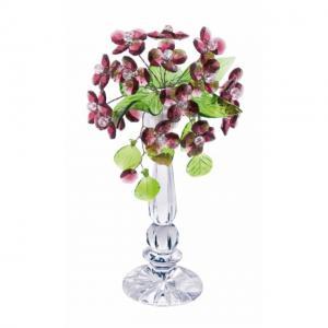 Цветок хрустальный со стразами CNA04002/22 VIN