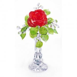 Цветок хрустальный со стразами CNA04004/22 CR