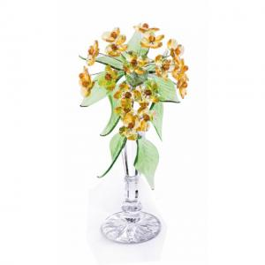 Цветок хрустальный со стразами CNA07001T/30 LT TOP