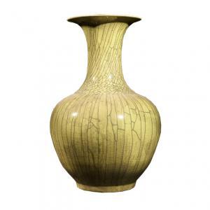 Нефритовая китайская ваза BF-21079G