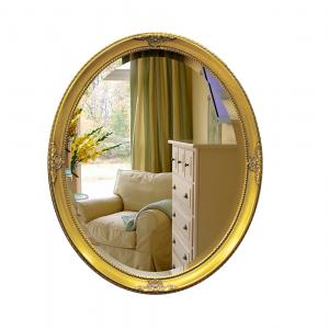 Зеркало овальное в багете 5011