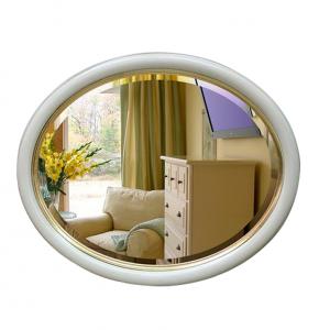 Зеркало овальное в багете 5013