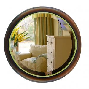 Зеркало круглое в багете 5014