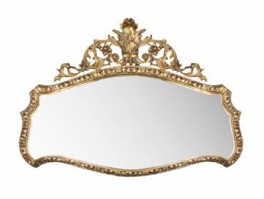 Зеркала в бронзовой оправе