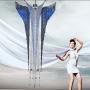 Atlantida | Настольная лампа